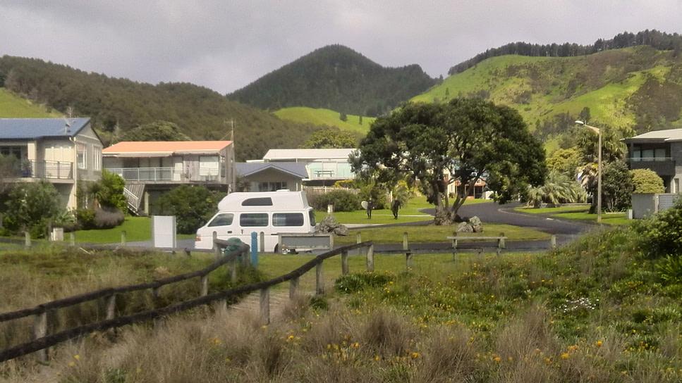 Nueva Zelanda en Furgoneta